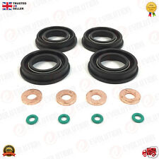 FORD FUEL INJECTOR SEAL + WASHER + ORING SET FOR TRANSIT MK7 2.2 / 2.4 TDCi RWD