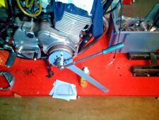 LAVERDA  holding tool Jota and also 1000 triple FLYWHEEL laser cut in uk in 8mm