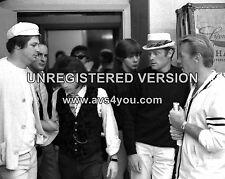 "Phil Spector / Beach Boys 10"" x 8"" Photograph no 6"