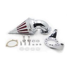 Chrome Spike Air Cleaner Intake Kits For Harley Cv Carburetor Delphi V-Twin