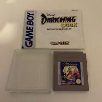 Darkwing Duck   Nintendo Game Boy / Gameboy   Cart + Manual  - Tested