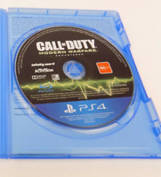 Mint Disc Playstation 4 Ps4 Call of Duty Modern Warfare Remastered Free Post