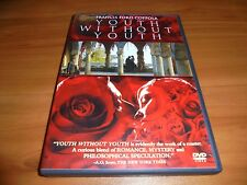 Youth Without Youth (DVD, Widescreen 2008) Tim Roth, Alexandra Maria Lara Used