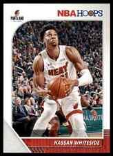 2019-20 NBA Hoops Hassan Whiteside #196