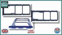 for HUAWEI Y7 Prime LDN-L21 2018 Micro SD Dual SIM Card Tray Holder BLUE