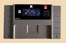 Rendering Ranger R2 (Targa) SNES Super Nintendo unreleased custom game cart NTSC