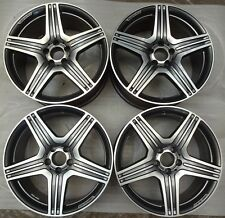 4 AMG Mercedes-Benz Llantas de Aluminio 9Jx19 ET37 A2184010000 CLSCLS63 F2905