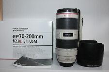 Canon EF 70-200mm f2.8 L IS USM II  1 Jahr Gewährleistung