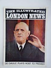 April Vintage Paperback News & Current Affairs Magazines