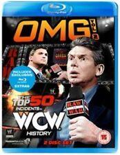 WWE OMG Volume 2 The Top 50 Incidents In WCW History 5030697027474 Blu Ray