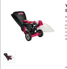 ROVER Yard Machines 3-in-1 Chipper Shredder