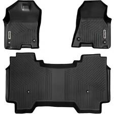 Oedro Floor Mats Liners Tpe for 2019-2021 Dodge Ram 1500 Crew Cab All-Weather