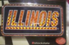 ILLINOIS Universal Domed HITCH COVER - 75% OFF Retail PRICE - Licensed
