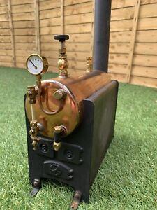 Stuart 504 Live Steam Boiler For Model Steam Engine Babcock Boiler Stuart Turner