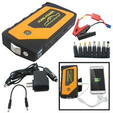 69800mAh Car Jump Starter Pack Booster 4 USB Engine Charger Battery Power Bank