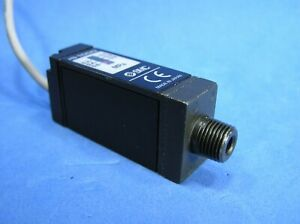 Pressure Switch 0.1 to 0.6MPa (1 - 6 bar) by SMC IS1000-01-X215