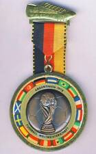 1978 FIFA WORLD CUP in Argentina MEDAL PLAQUE football soccer BADGE PIN