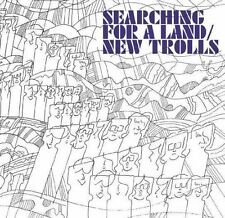 NEW TROLLS: Searching for a land (1972); their fourth one; comes in gatefold