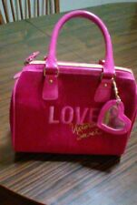 mixed handbag lot- Victoria's secret. Shiseido. Unbranded bags and B.Makowsky!