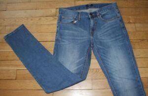 KIABI Jeans  Femme W 28 - L 32 Taille Fr 38 Slim fit (Réf #O136)