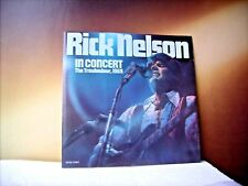 RICK NELSON - THE TROUBADOUR  /  IN CONCERT 1969  ##   CD  / NEUWERTIG  ##