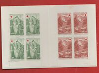 France Booklet Red Cross  1970  MNH
