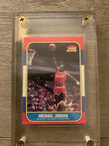 Big Hit 6 Card Pack; 86 Fleer Michael Jordan RC Magic RC Or LeBron James RC 👀👇