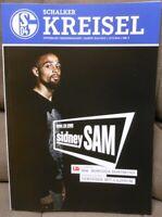 FC Schalke 04 Schalker Kreisel Magazin 27.09.2014 Bundesliga Derby Dortmund /120