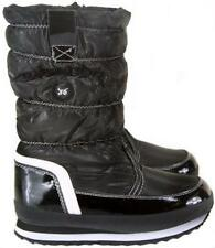 32 Scarpe Stivali neri per bambini dai 2 ai 16 anni