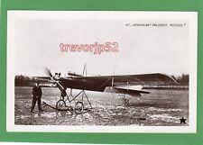 More details for monoplan peugeot rossel monoplane aviation rp pc unused  etoile ref h285