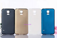 For Samsung Galaxy S5 G900F G901F i9600 Back Rear Battery Cover Case Housing New