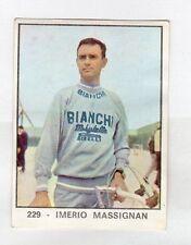 figurina PANINI CAMPIONI DELLO SPORT 1966-67 CICLISMO N. 229 MASSIGNAN