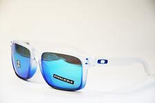 Oakley Holbrook OO 9102 G5 55 Prizm Sapphire Iridium Kunststoff Sonnenbrille Neu