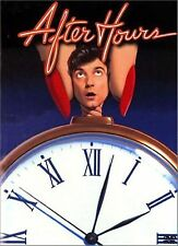 FILM DVD - AFTER HOURS AFTERHOURS FUORI ORARIO - NUOVO!!