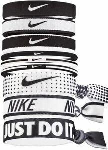 Nike Sports Mixed Ponytail Holder 9pk - Unisex -