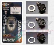 GReddy Magnetic engine oil Drain Plug fits 2013 - 2017 Scion FR-S & Subaru BRZ