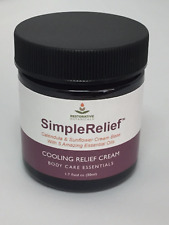 SimpleRelief | Cooling Skin Cream For Muscle and Joint Discomfort 50ml
