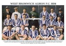 West Bromwich Albion F.c. 1934 WBA Brom
