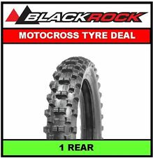 BLACKROCK Rear Motocross Tyre 100.90/19 for 125-250 MID SOFT - MX, Dirtbike