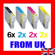 12 INK CARTRIDGES FOR EPSON STYLUS SX235W SX425W SX435W SX438W SX445W PRINTER