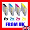 12 INK CARTRIDGES FOR EPSON STYLUS SX235W SX425W SX435W SX438W SX445W PRINTER