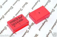 2pcs - WIMA MKS4 2.2uF (2.2µF 2,2uF) 400V 5% pich:27.5mm Polyester Capacitor