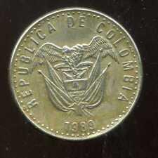 COLOMBIE 50 pesos 1989