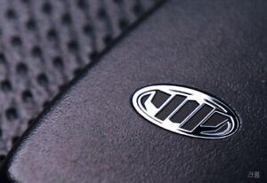 BRENTHON Logo Smart Key Metal Sticker 12PC For Hyundai Kia Sonata Santa fe K5 K3