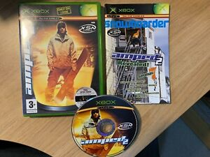 Amped 2  for XBox (PAL, VGC, CIB, Disc Machine Cleaned)