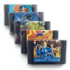 5 Pack Cartridge Protectors for SEGA Mega Drive, Master System & Famicom games