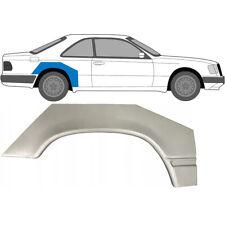 Mercedes W124 C124 Coupe Cabrio 1984-1997 Panel de Reparación de Arco de Rueda Trasera//Derecho