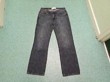 """Lee Cooper coupe droite LC100 Jeans Taille 34"""" Jambe 33"""" Délavé Bleu Foncé Jean Homme"""