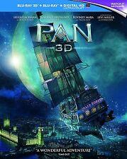 Pan 3D (Blu Ray 3D)