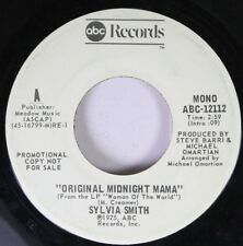 Pop Promo 45 Sylvia Smith - Original Midnight Mama (Mono) / original midnight Ma